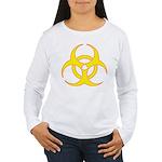 Biohazzard Women's Long Sleeve T-Shirt