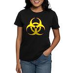 Biohazzard Women's Dark T-Shirt