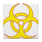 Biohazzard Tile Coaster