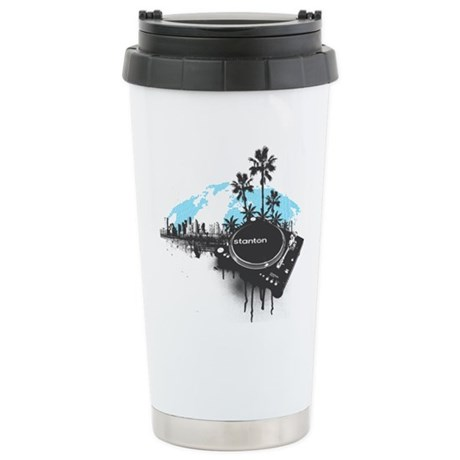 Stanton Miami Ceramic Travel Mug