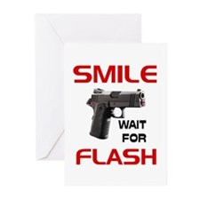 ARMED AND READY -- Greeting Cards (Pk of 10)