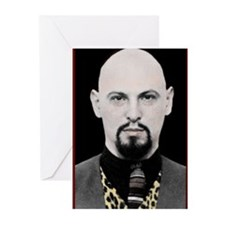 Anton LaVey Greeting Cards (Pk of 10)