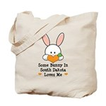 Some Bunny In South Dakota Tote Bag