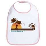 South Beach Fl Bib