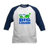 I'm The BIG Cousin! Dinosaur Tee
