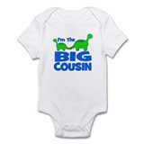 I'm The BIG Cousin! Dinosaur Onesie