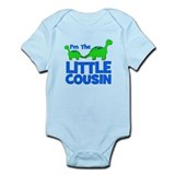 I'm The LITTLE Cousin! Dinosa Onesie
