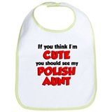 My Polish Aunt Bib