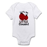 I'm The LITTLE Cousin! Ladybu Onesie
