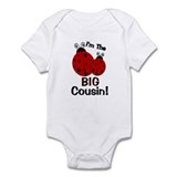 I'm The BIG Cousin! Ladybug Onesie