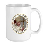 Pray For Pope Benedict XVI Coffee Mug