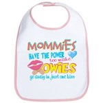 Just One Kiss Bib