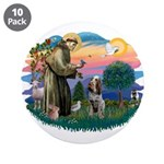 St Francis #2/ Spinone 3.5