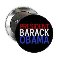 """President Obama 2.25"""" Button"""