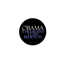 Believe in Obama Mini Button (10 pack)