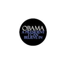 Believe in Obama Mini Button (10 pack)