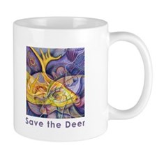 Save the Deer Mug