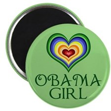 Obama Girl Magnet