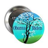 "Beautiful Obama 2.25"" Button"
