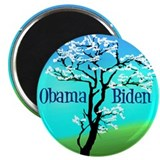 Beautiful Obama Magnet
