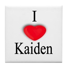 Kaiden Tile Coaster