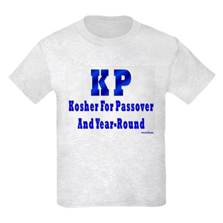 Kosher 4 Passover Kids Light T-Shirt
