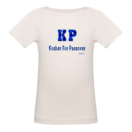 KP Kosher For Passover Organic Baby T-Shirt