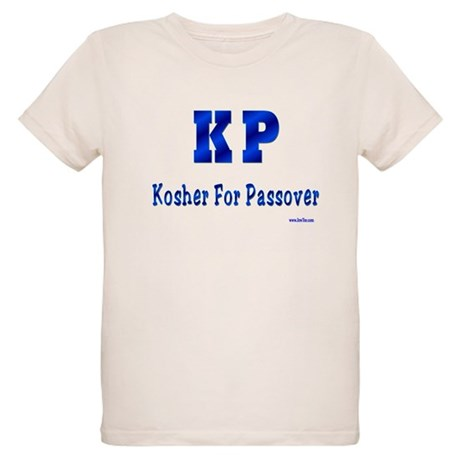 KP Kosher For Passover Organic Kids T-Shirt