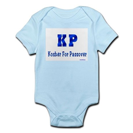 KP Kosher For Passover Infant Bodysuit