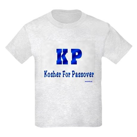 KP Kosher For Passover Kids Light T-Shirt