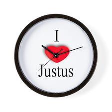 Justus Wall Clock
