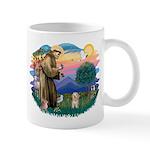 St.Fran. #2/ Havanese pup Mug