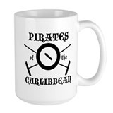 Curling Pirate Mug