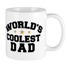 World's Coolest Dad Mug