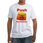 Complete with Button Fitted T-Shirt