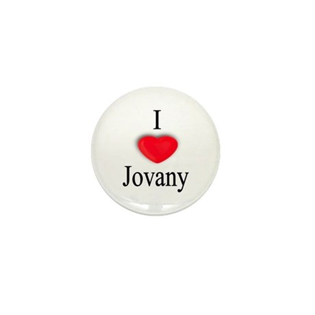 Jovany Mini Button (10 pack)
