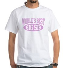 World's Best Big Sister Shirt
