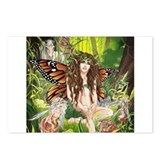 Ruth Thompson's Terra Faerie Postcards (Package of