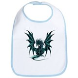 Ruth Thompson's Jade Dragon Bib