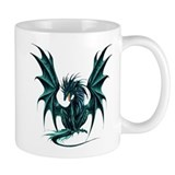 Ruth Thompson's Jade Dragon Small Mug
