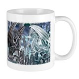 Ruth Thompson's Checkmate Dragon Small Mug