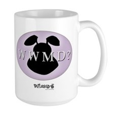 What Would Mamet Do? Large Mug