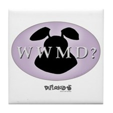 What Would Mamet Do? Tile Coaster