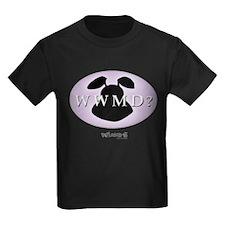 What Would Mamet Do? Kids Dark T-Shirt
