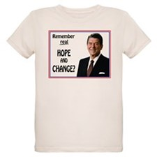 Reagan Hope & Change T-Shirt
