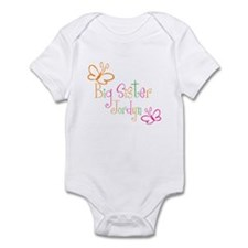 Big Sister Jordyn Infant Bodysuit