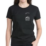 Women's T-shirt with IDA logo