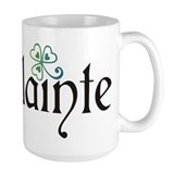 Cute Irish celtics Mug