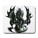 RThompson's Obsidian Dragon Mousepad