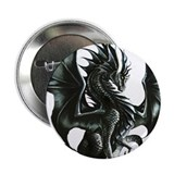 "RThompson's Obsidian Dragon 2.25"" Button (10 pack)"